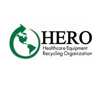 HERO, Healthcare Equipment Recycling Organization