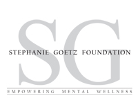 DMF - The Stephanie Goetz Foundation: Empowering Mental Wellness